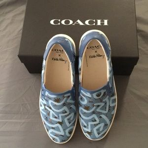 Coach Slip-on shoes